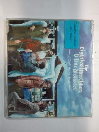 Cd Single - The Eighties Matchbox b-line Disaster -I could be an angle