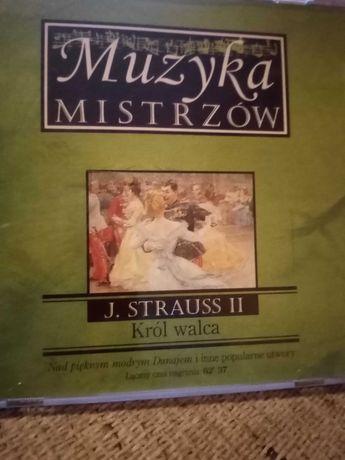 Muzyka poważna J. STRAUSS II płyta CD