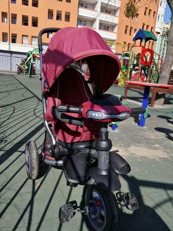Crosser t350 детский велосипед/коляска
