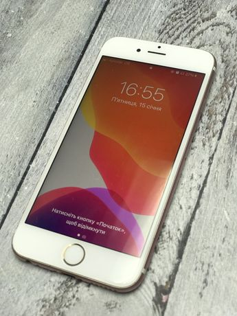 Iphone 6s rose gold 128Гб
