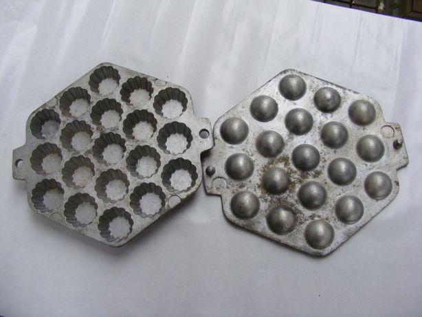 Форма для выпечки корзинок и кексов