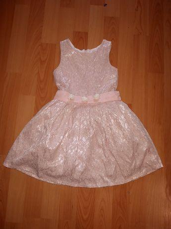 Нарядное платье, 4 года, от 100см