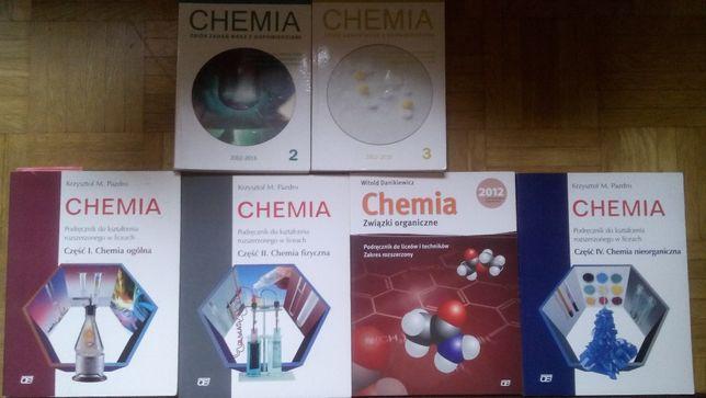 Chemia PAZDRO, WITOWSKI po 20zł