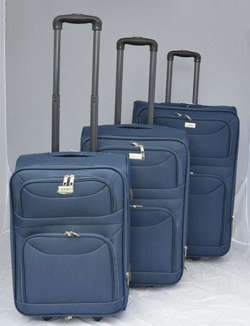 Walizki ORMI, bagaż podręczny, walizka kabinowa, torba