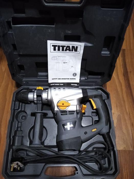 Перфоратор TITAN TTB278SDS Сумы - изображение 1