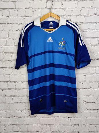 Футболка майка футбол футбольная FC France Франция мужская Adidas S