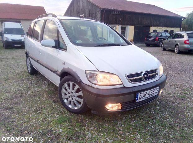 Opel Zafira A 2.0DTI 100KM Automat, Climatronic, Alu, 7Osób, Bdb Stan