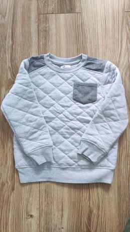 Bluza sweterek chłopięcy