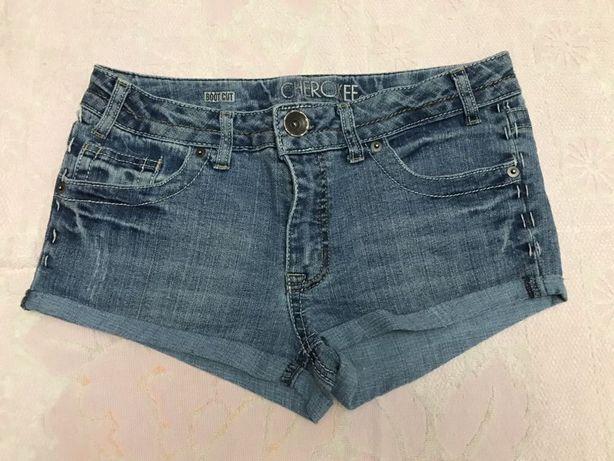 Шорты джинс Cherokee размер М