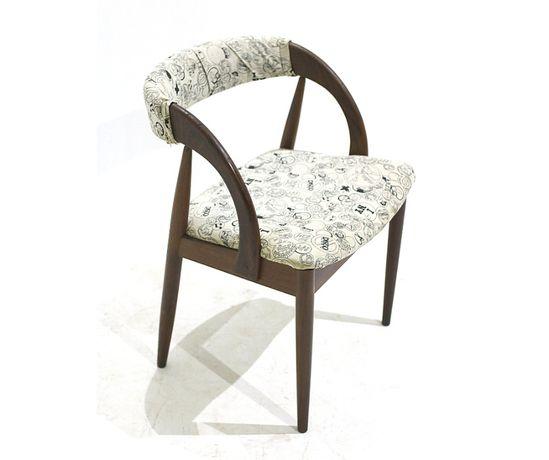 Cadeira dinamarquesa em teca da década de 1960| Chair design| Vintage