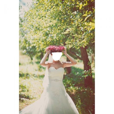 Свадебное платье Pronovias Dagen