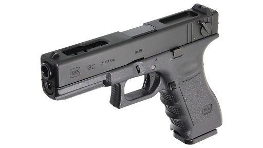 Tokyo Marui Glock 18c GBB