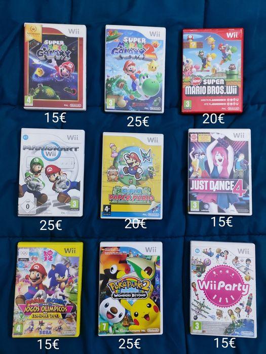 Jogos Nintendo Wii Espinho - imagem 1