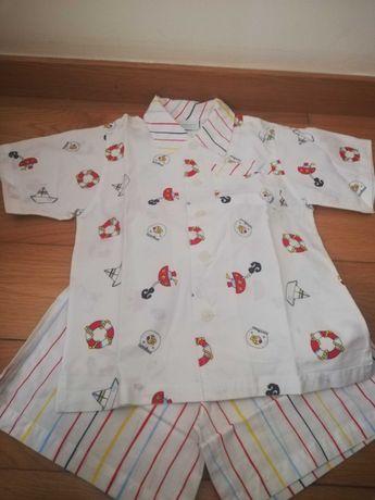 Pijama verão, Dreams Bubbles, 4 anos