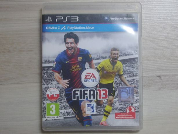 Fifa 13 gra playstation3 ps3