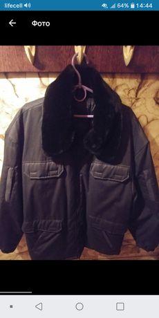 Мужской НОВЫЙ зимний качественный бушлат, куртка. (синтепон) СРОЧНО !!