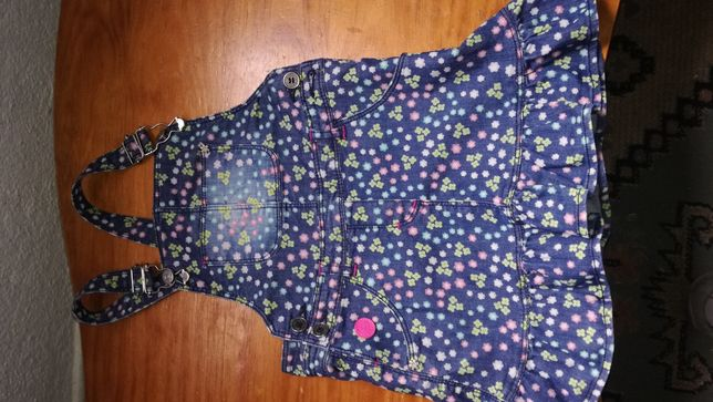 Vestido de menina 4 anos Baboli