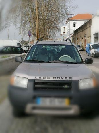 Jipe Landrover Freelander