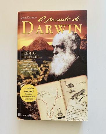 """""""O Pecado de Darwin"""", de John Darnton"""