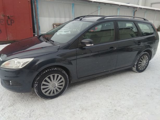 Ford Focus HDI 80kw 2009
