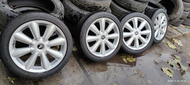 MINI диски R18+шины 225/45R18 (4 шт)