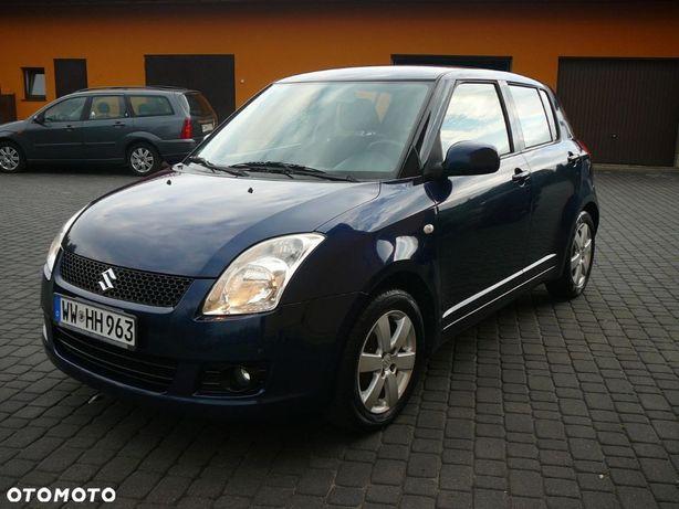 Suzuki Swift 2009r 1,3 92km Klimatron Alumy 15' Import Niemcy