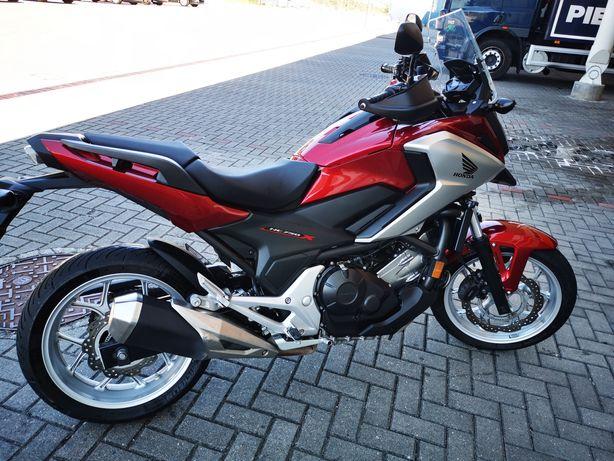 Honda NC750x estimada