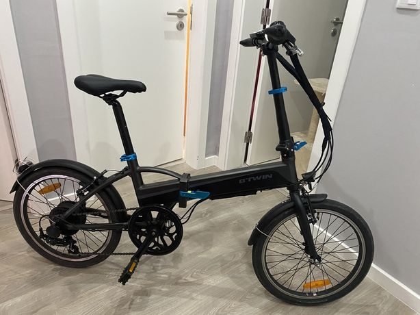 Bicicleta Elétrica Decathlon com garantia