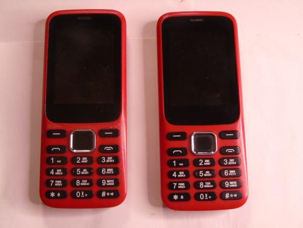 Телефон кнопочний дві сім карти камера великий екран ціна 350 грн