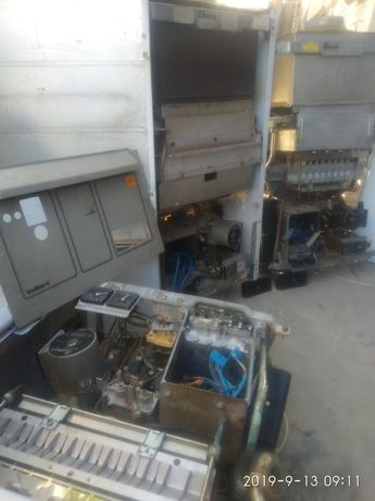 Газовий котел Bosch,Vaillant.Запчасти