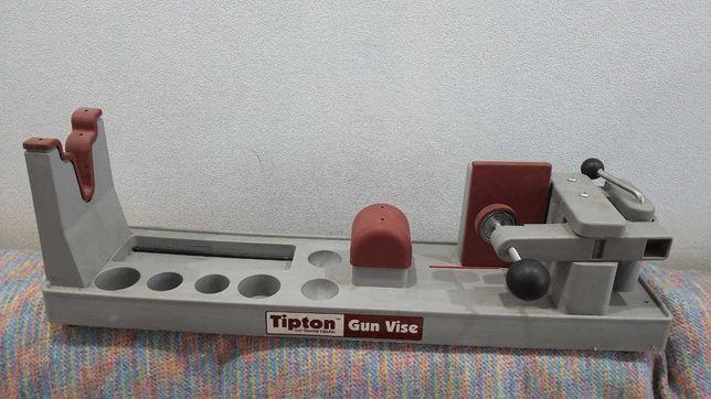 Tipton Gun устройство, станок, стенд, для чистки и обслуживания оружия