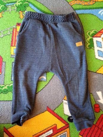 Spodnie długie 89/86 LC waikiki 12-18 mc