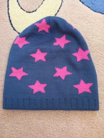 Комплект шапка и шарф (бафф).