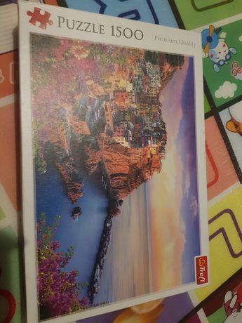 Puzzle trefl 1500