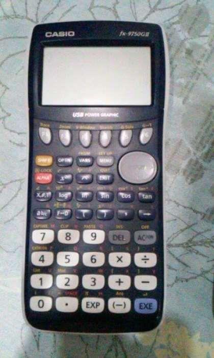 Máquina de calcular Casio FX - 97506 ll Campanhã - imagem 1