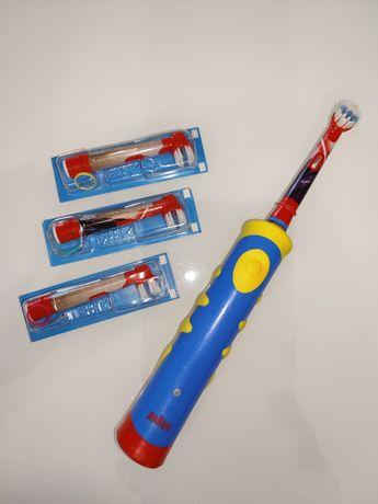 Детская электрическая зубная щеткаOral-B Kids Power Toothbrush