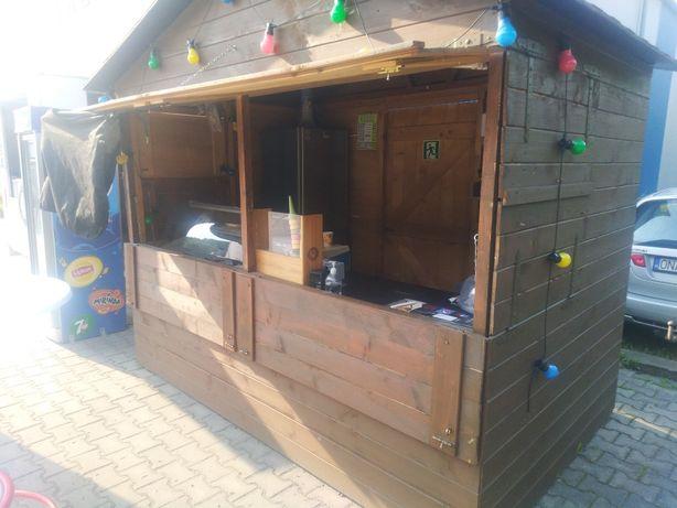 Domek handlowy, altana, letnia kuchnia okazja
