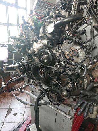 Bmw e65 745i N62B44 silnik na czesci