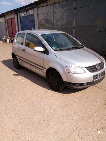 VW FOX - 1.2 BENZ - 2006r  - KLIMA  - Tanio