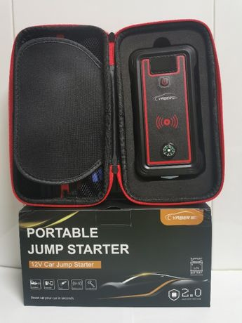 Booster / Arrancador / Jumper / starter / power bank 2500A ( NOVO )