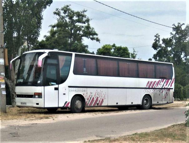 Заказ, аренда автобуса, трансфер, пассажирские перевозки из Днепра