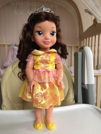 Бэль тодлер,шарнирная кукла Белль disney, Jakks Pacific,принцесса Бель