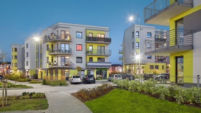 Wynajem Gdańsk Kowale Mieszkanie 2 pokoje - Osiedle Cytrusowe Borkowo