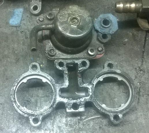 silnik Mercruiser wtrysk paliwa EFI przepustnica gardziel okulary częś