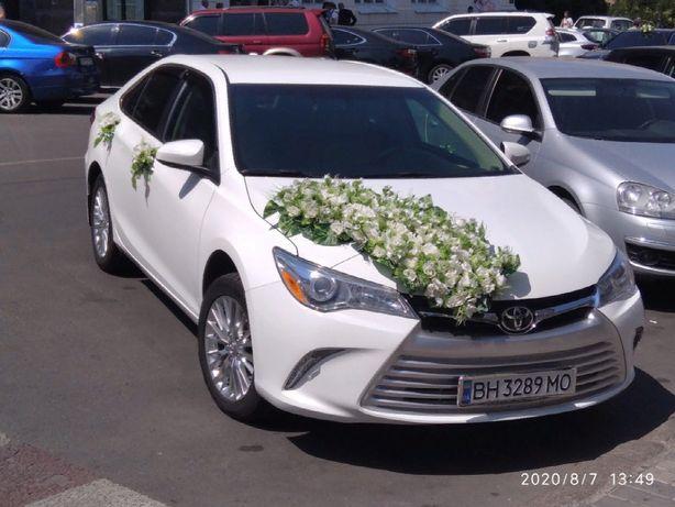 Авто Тойота Камри на свадьбу, аренда,трансфер