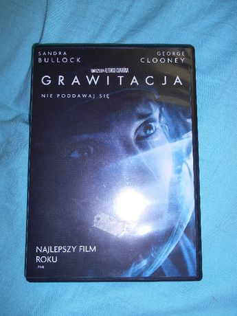 Film Grawitacja DVD