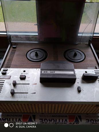 Magnetofon szpulowyMk147.