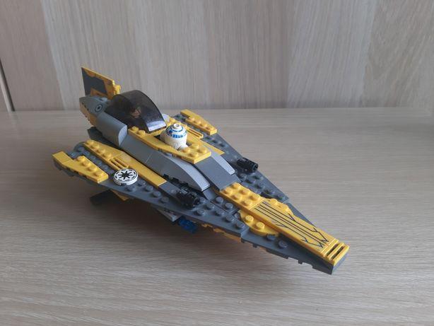 Zestaw Lego Star Wars 7669 Anakin's Jedi Starfighter