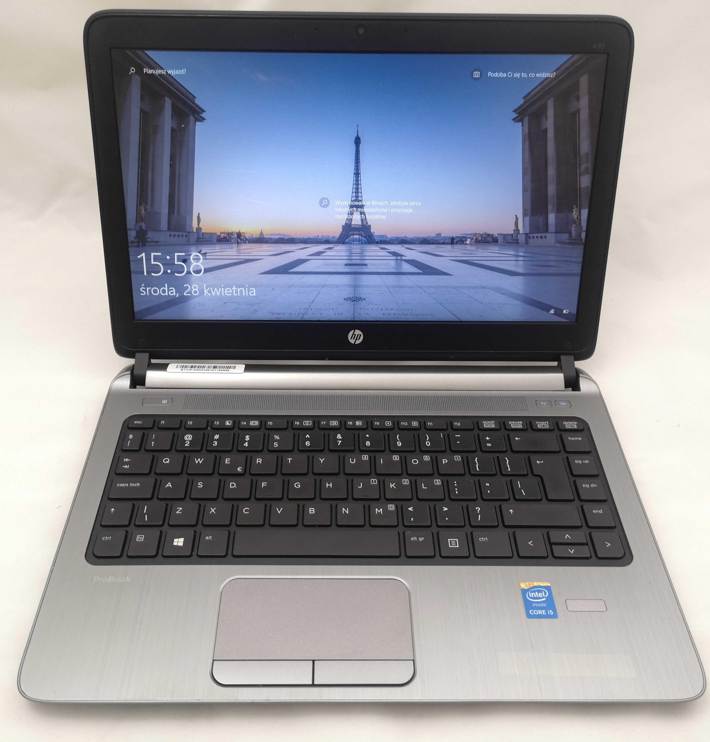 """Laptop ProBook 430 G2 13,3"""" i5-4210U/8GB/256GB SSD/USB3 /HDMI/GWAR"""