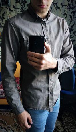 Мужская рубашка Reserved (cotton 100%)